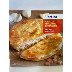 FOCACCIA JAMBON FROMAGE -...
