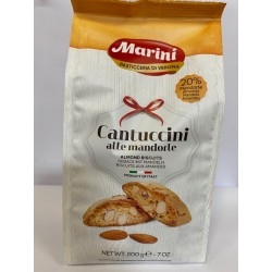 CANTUCCINI AMANDES - 200GR