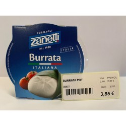 Burrata pot 150g
