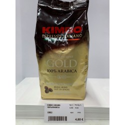 Kimbo Grains 100% Arabica -...