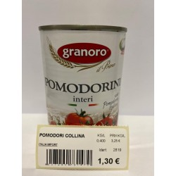 TOMATE CERISE ENTIERE - 400g