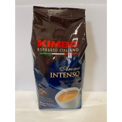 KIMBO GRAINS  INTENSO - 250GR