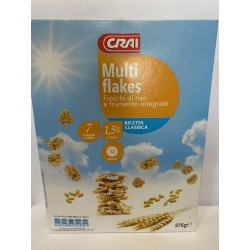 CEREALES MULTI FLAKES - 375GR